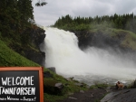 Norwegen 2013 - Tag 15